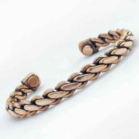 Magnetic Copper Bracelet Style 1