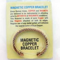 Magnetic Copper Bracelet Style 2