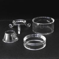 Thin 40mm Crystal Sphere Stand