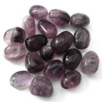 Fluorite Tumble Stones - Purple
