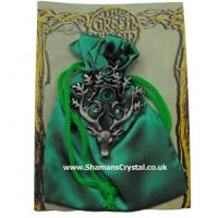 The Stag Lord Pewter Pendant