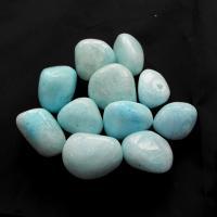 Aragonite Tumble Stones - Blue