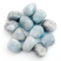 Blue Calcite Tumble Stones