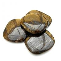 Bronzite Palm Stones
