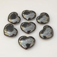Mini Hematite Hearts