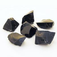 Natural Black Obsidian