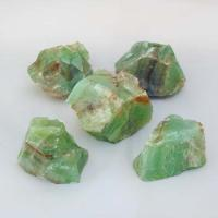 Green Calcite Crystals 2-3cm