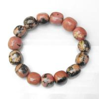 Rhodonite Nugget Bracelet