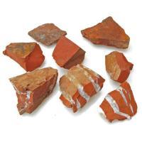 Natural Red Jasper Rock