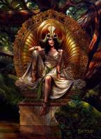 Avalokiteshvara Card