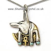 Anubis Pendant