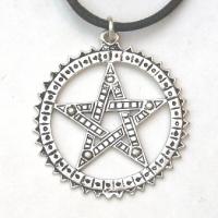 Pagani Pentagram Pendant