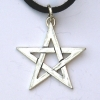 Open Pentagram Pendant