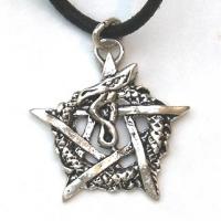 Ouroborous Pendant