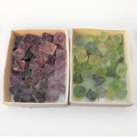 Fluorite Octahedron Crystals