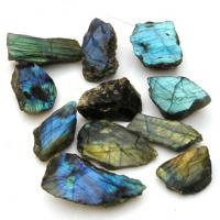 Polished Labradorite Stones