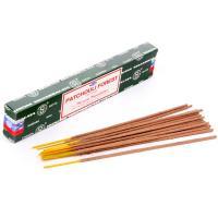 Satya Patchouli Forest Nag Champa Incense Sticks