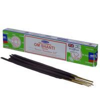 Satya Om Shanti Nag Champa Incense Sticks