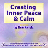 Create Inner Peace and Calm CD by Glenn Harrold