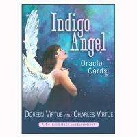 Indigo Angel Oracle Cards by Doreen Virtue