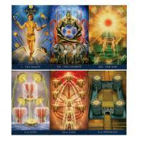 Millennium Thoth Tarot by Jaymi Elford