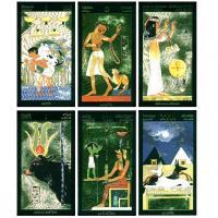 Tarot Nefertari Cards by Lo Scarabeo