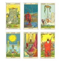 Tarot of the New Vision SET By Pietro Alligo and R & G Cestaro