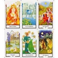 Tarot of the Old Path Deck by Sylvia Gainsford and Howard Rodway
