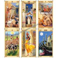 Ramses Tarot of Eternity Deck