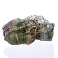 Terminated Blue Tourmaline Crystal No12