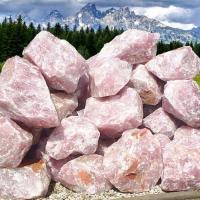 Large Rough Rose Quartz Rock 6-7Kilos