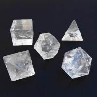 Quartz Sacred Geometry Crystals
