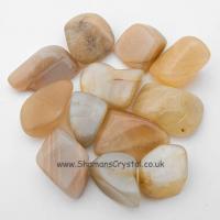Classic Moonstone Tumble Stones