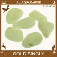 Extra Large Aquamarine Tumble Stones