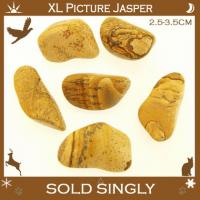 Extra Large Picture Jasper Tumble Stones