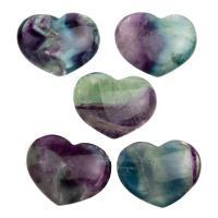 Mini Fluorite Hearts