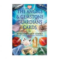 Angels & Gemstone Guardians Cards by Margaret Ann Lembo