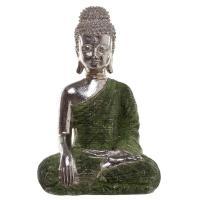 Green Thai Buddha Ornament