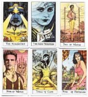 Cosmic Tarot Cards Deck