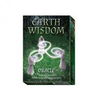 Earth Wisdom Oracle by Barbara Moore Cristina Scagliotti