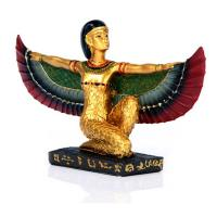 Compact Kneeling Isis Ornament