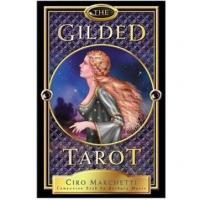 The Gilded tarot Set by Ciro Marchetti