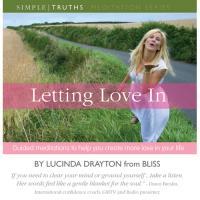 Letting Love In, Meditation CD