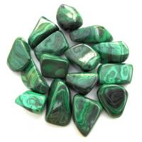 Malachite Tumble Stone Crystals 2.5-3cm