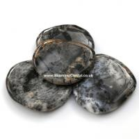 Merlinite Palm Stones