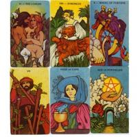 MORGAN GREER tarot cards Deck