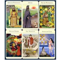 The New Mythic Tarot Set, complete with Book