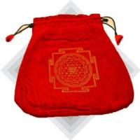 Sri Yantra Tarot Bag