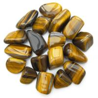 Gold Tiger Eye Tumble Stones